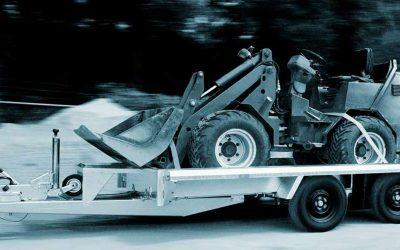 Hapert Indigo – PKW-Anhänger – Transporter