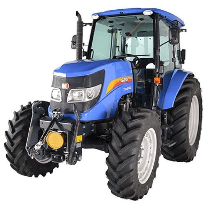 Iseki TJA 8080 – 8100 Allrad-Traktor