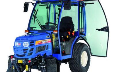Iseki TM3215 – 3265 Schaltgetriebe | Hydrostat – Allradtraktor