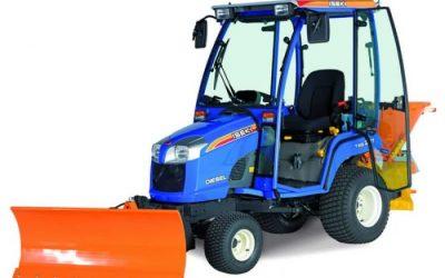 Iseki TXG237 A Traktor mit Allradantrieb
