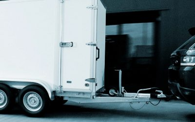 Hapert Sapphire – PKW-Anhänger – Kofferanhänger